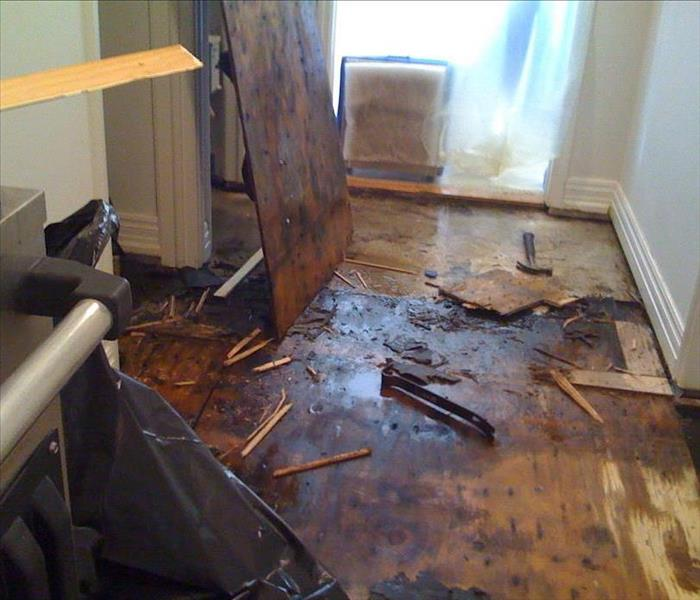 Water Damage Faster to your Southern Champaign, Clark, Douglas, Edgar, and Mountrie county Water Damage Event