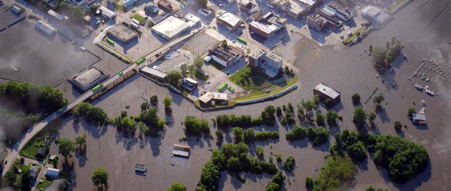 Paris, IL commercial storm cleanup