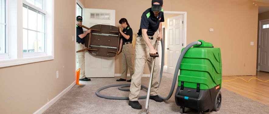 Paris, IL residential restoration cleaning
